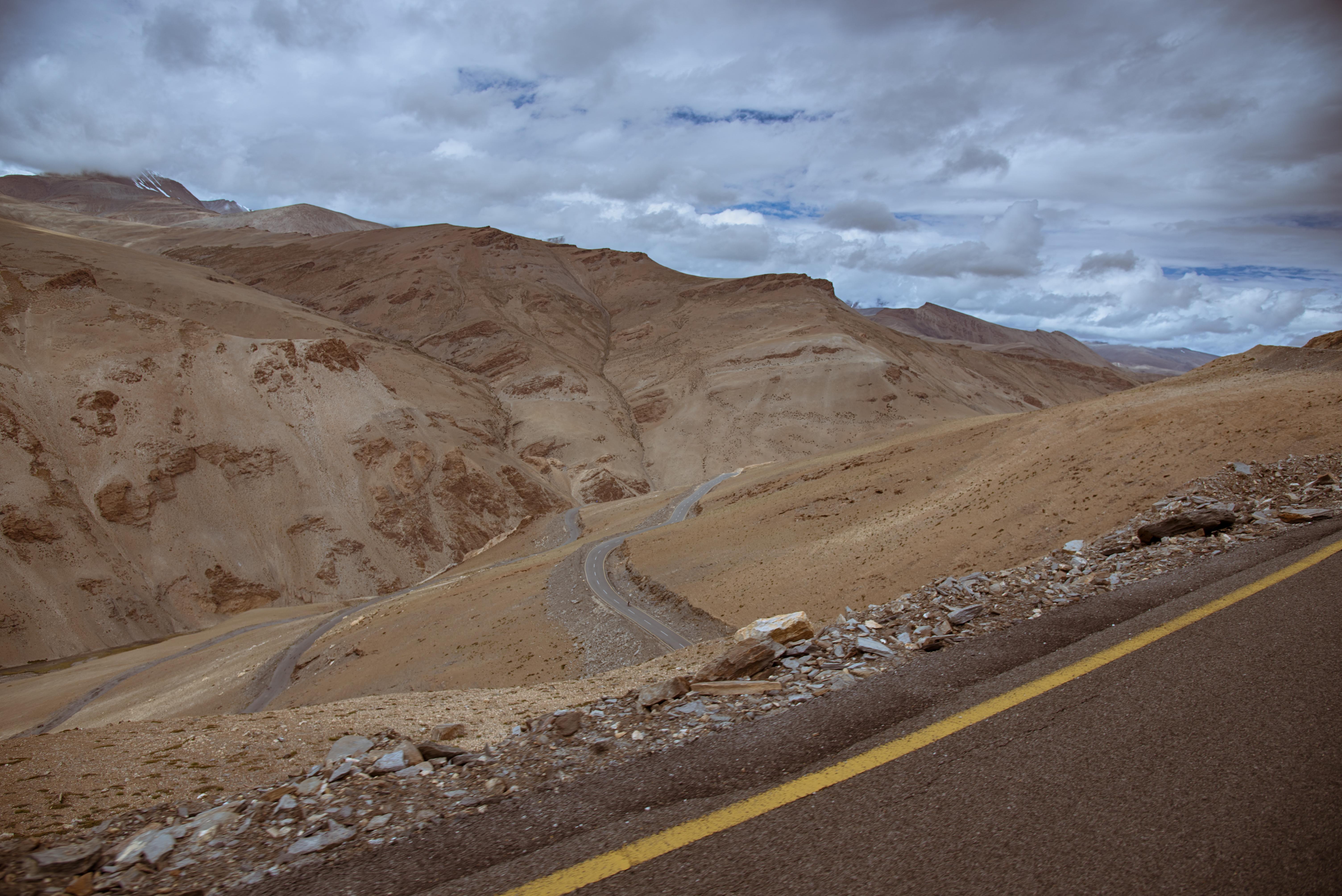 Beautiful Roads Of Ladakh