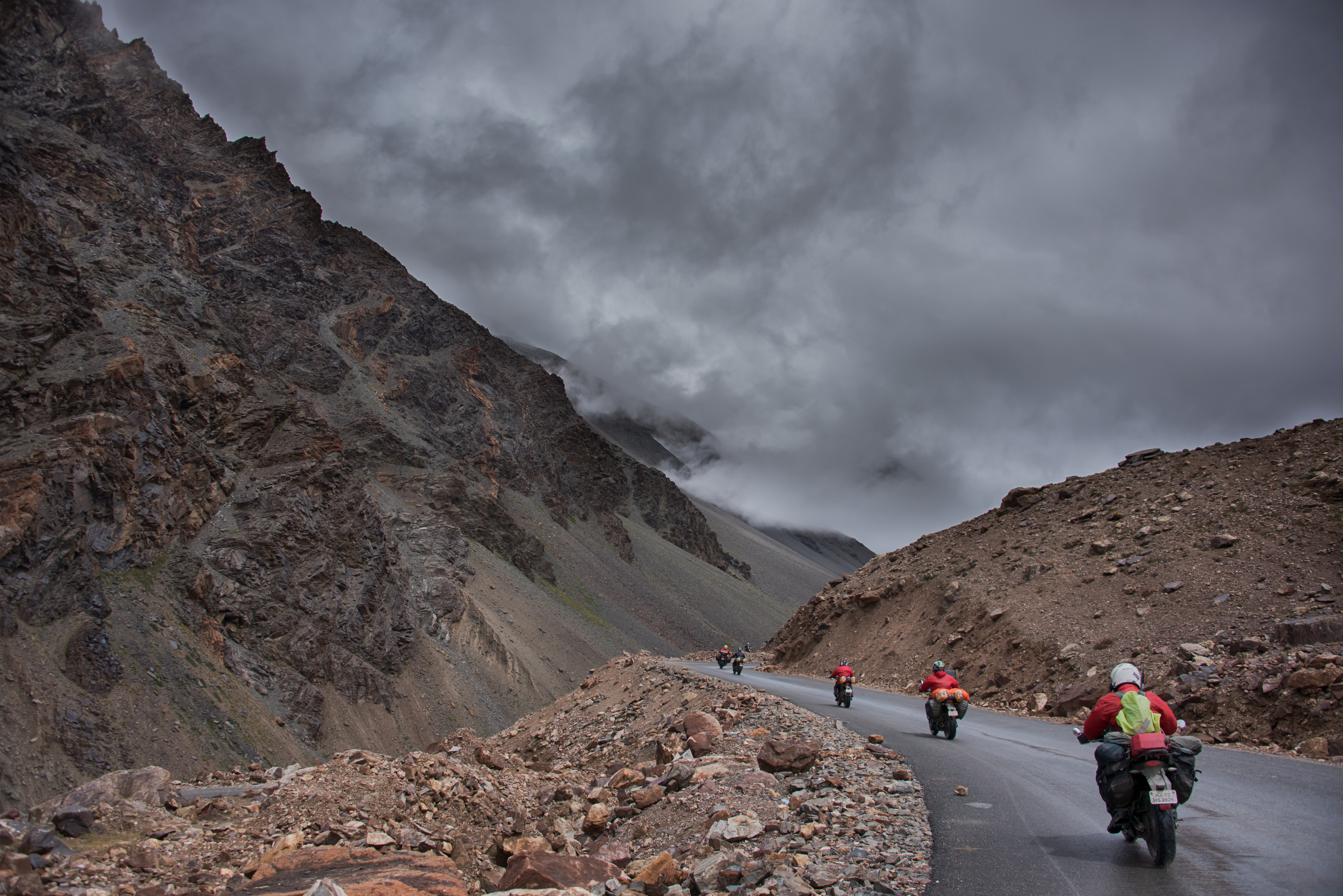 Bikers Trip To Ladakh