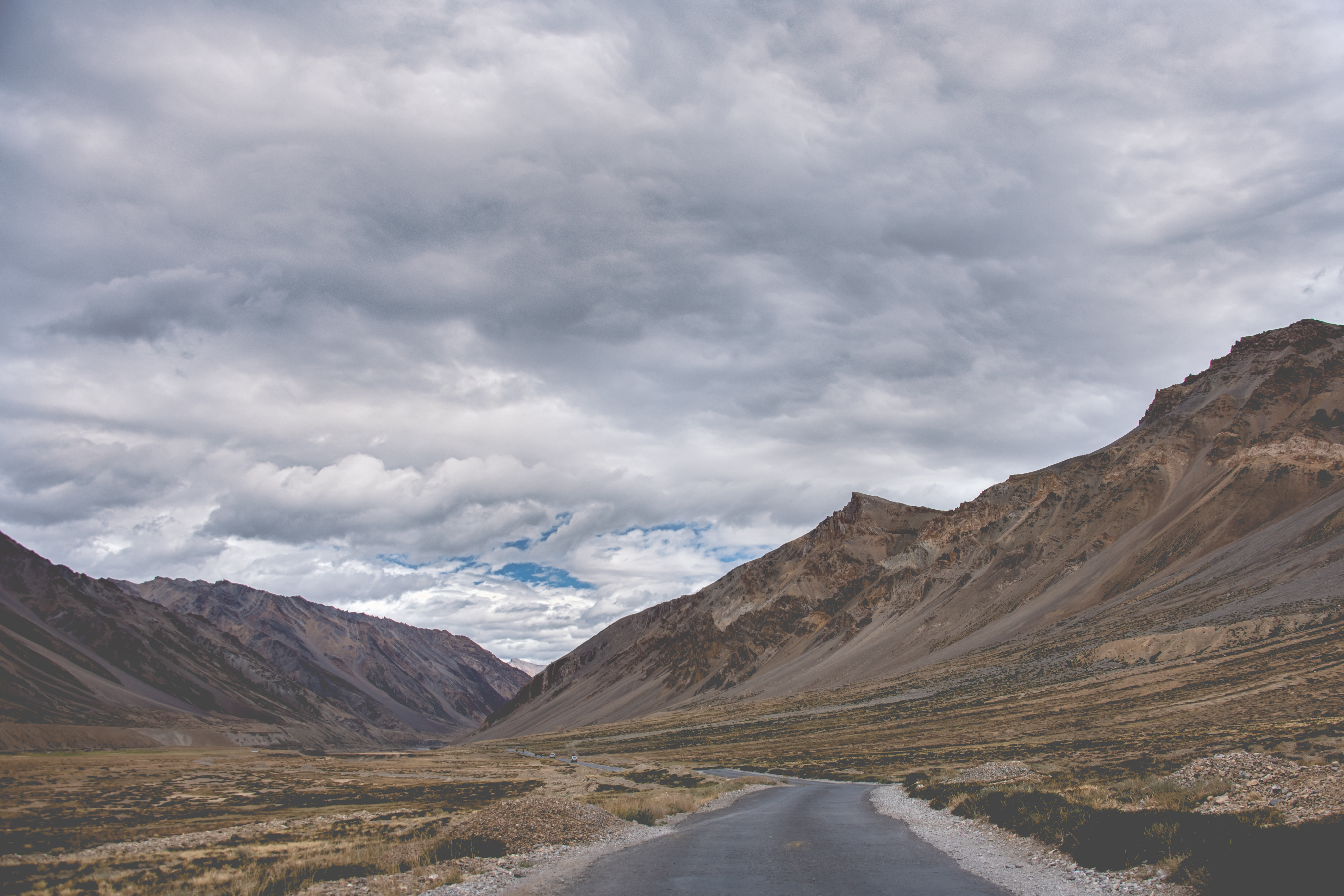 Cool Landscape Of Ladakh Region