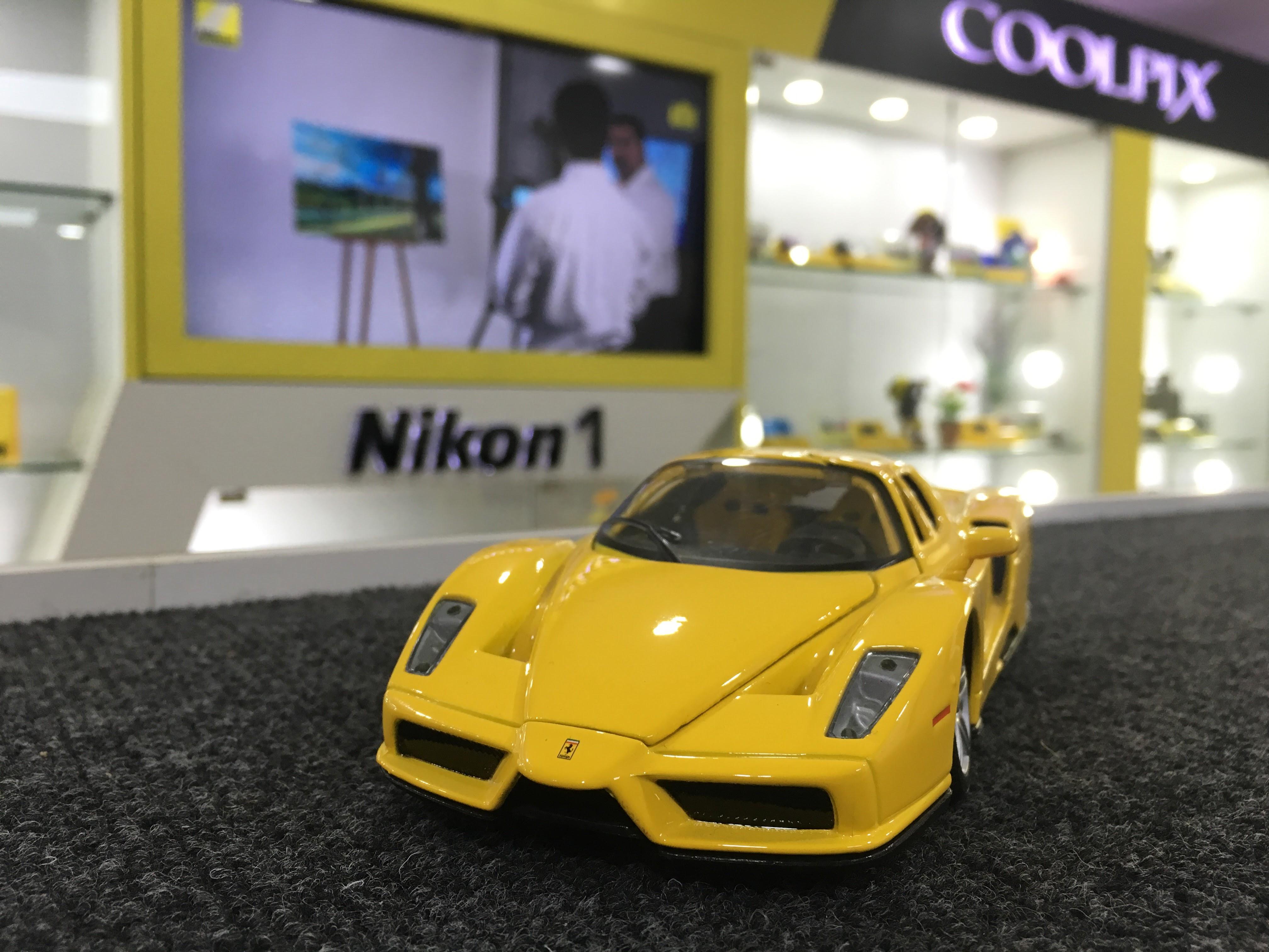 Cool Pic Of A Ferrari Toy Car