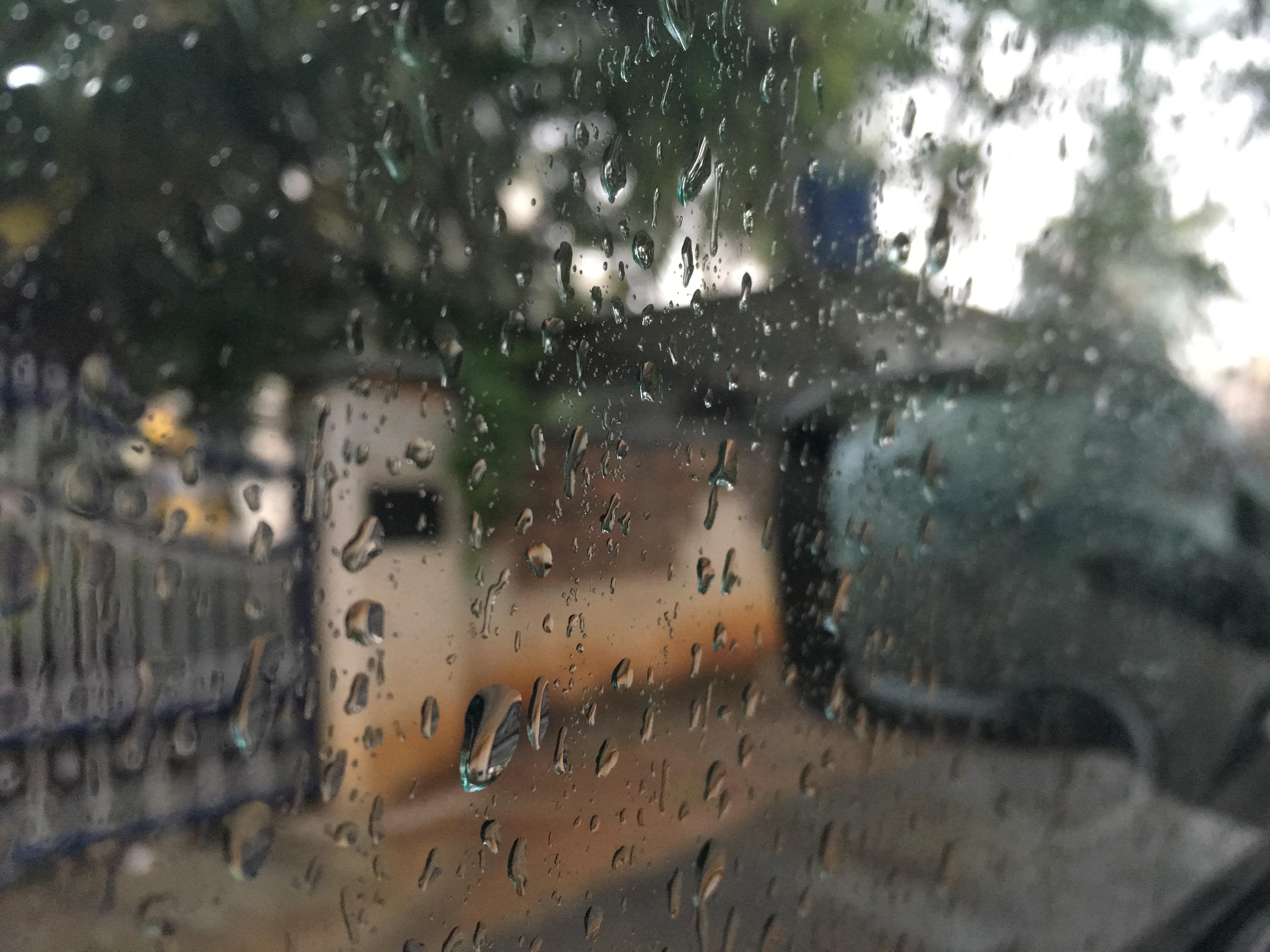iShoot Raindrops On Windows