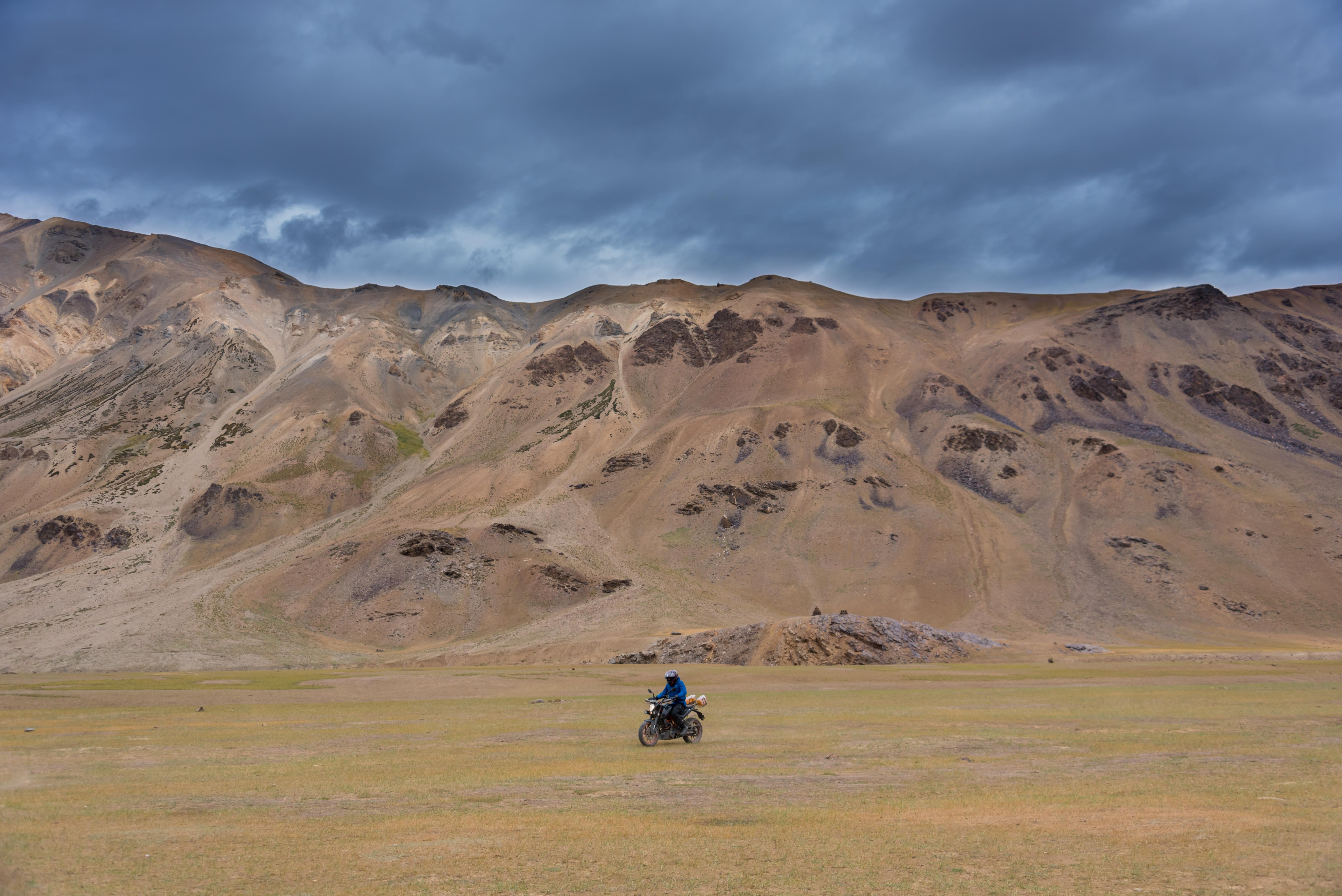 Learn To Ride In The Ladakh Region