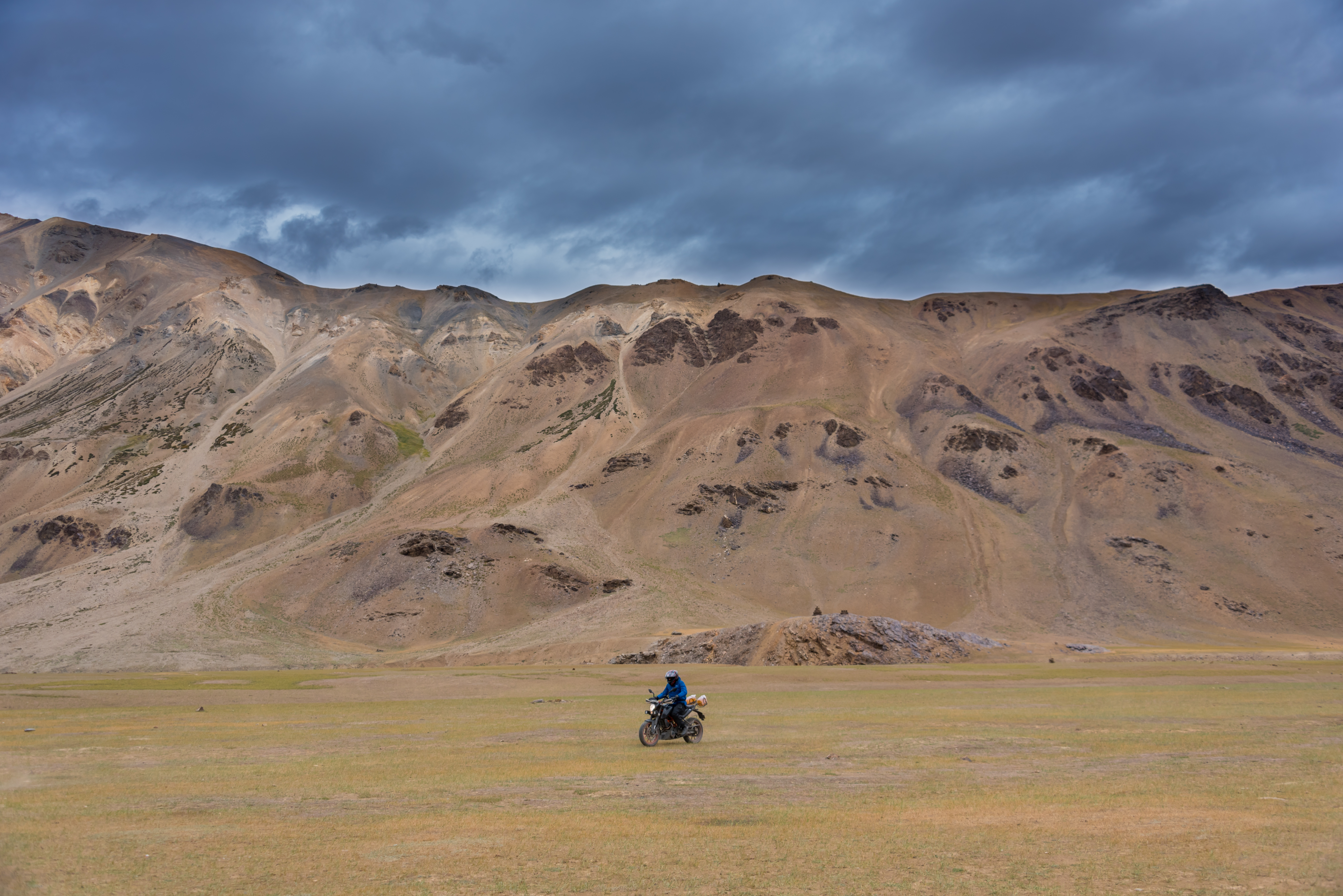 Learn To Ride In The Ladakh Region