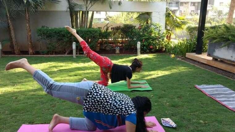 Personalized yoga classes
