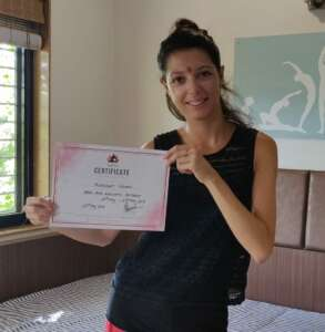 Sangita's Yogasutra retreat testimonial