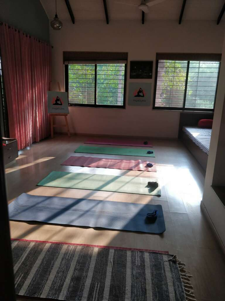 Sangita's Yogasutra yoga studio
