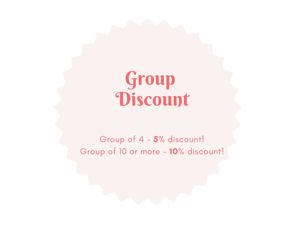 Sangitas yogasutra yoga retreat Group  Discount
