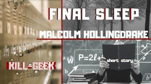 Final-Sleep-Malcolm-Hollingdrake-Short-Story-Image
