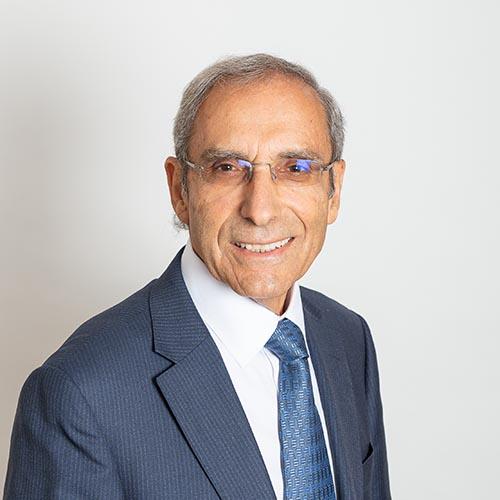 Dr George Kassianos CBE