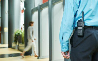 Spotlight on Security Guarding