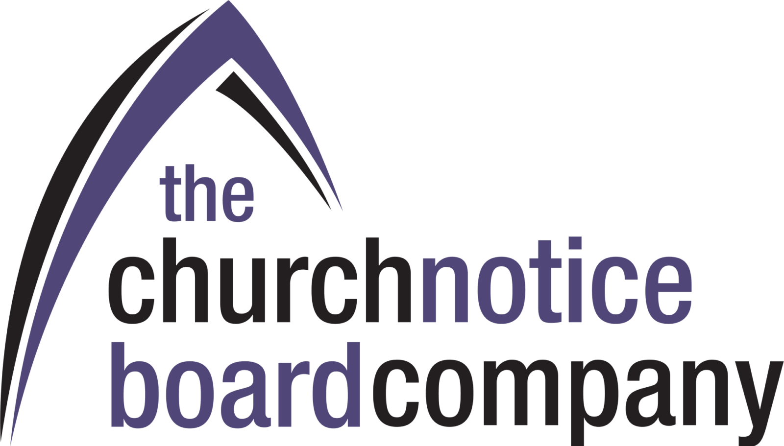 The Church Notice Board Company