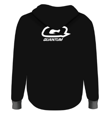 Quantum hoodie black back render