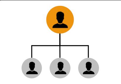 Organogram Interim Manager