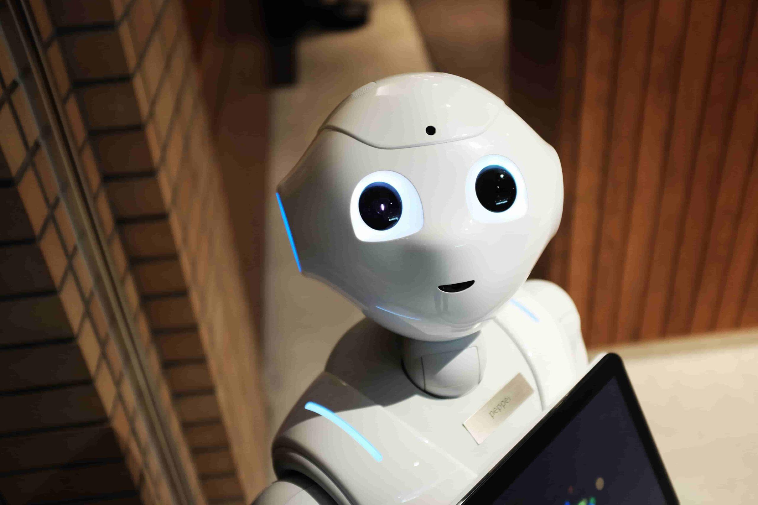 Robot Top 5 trends 2020 en 2030