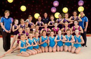 GymFun  Gymnastics Club is a Newtownabbey based gymnastics club
