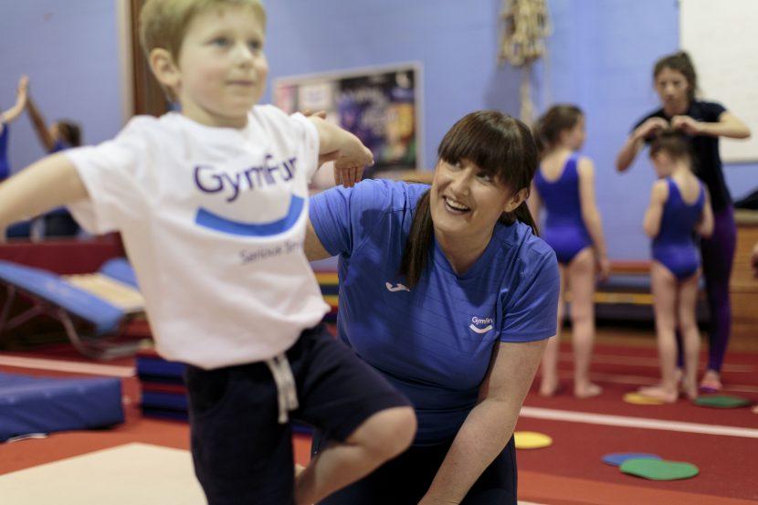 Gymnastics in Newtownabbey