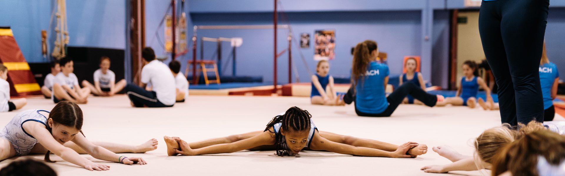 GymFun, a Newtownabbey based gymnastics club