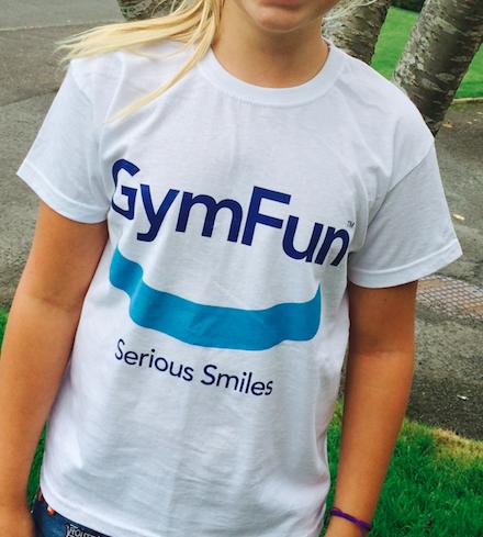 GymFun shop for leotards, t-shirts hoodies, bags, shorts