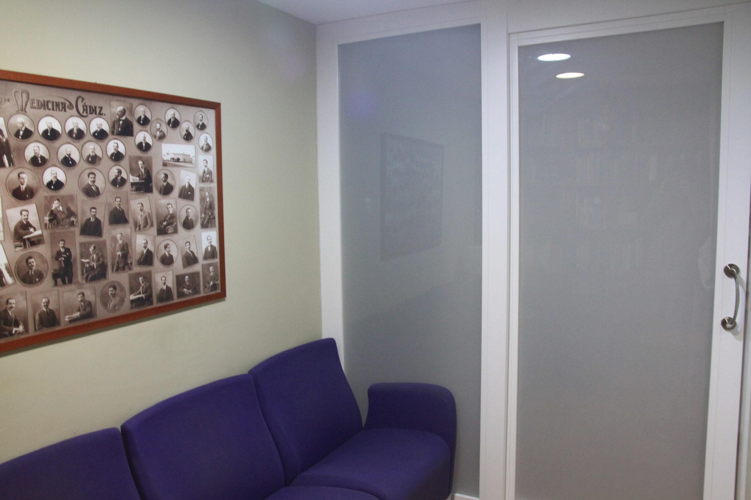 Segunda sala de espera