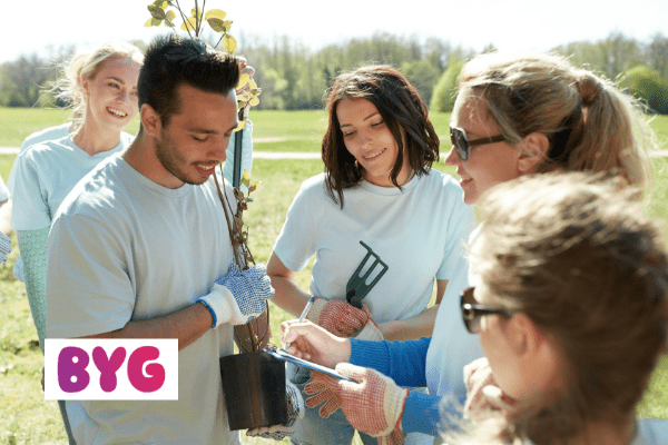 Why every young person should take up some type of volunteering in their local area?