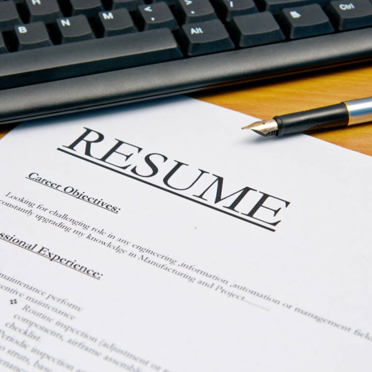 Your Resume:  Your Sell Sheet