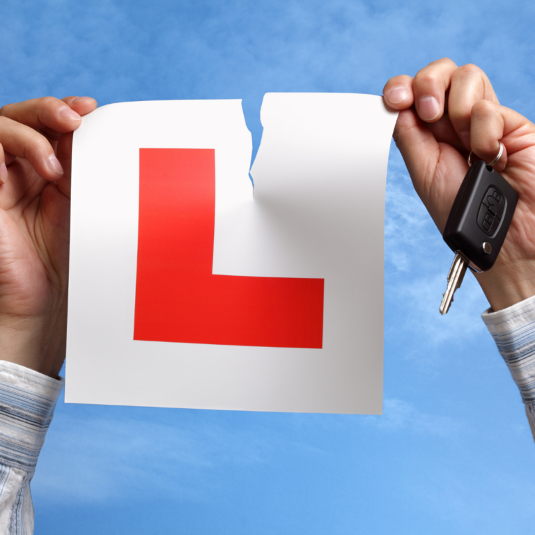 How to Pass a Driving Test: My Tips for Anxious Learners