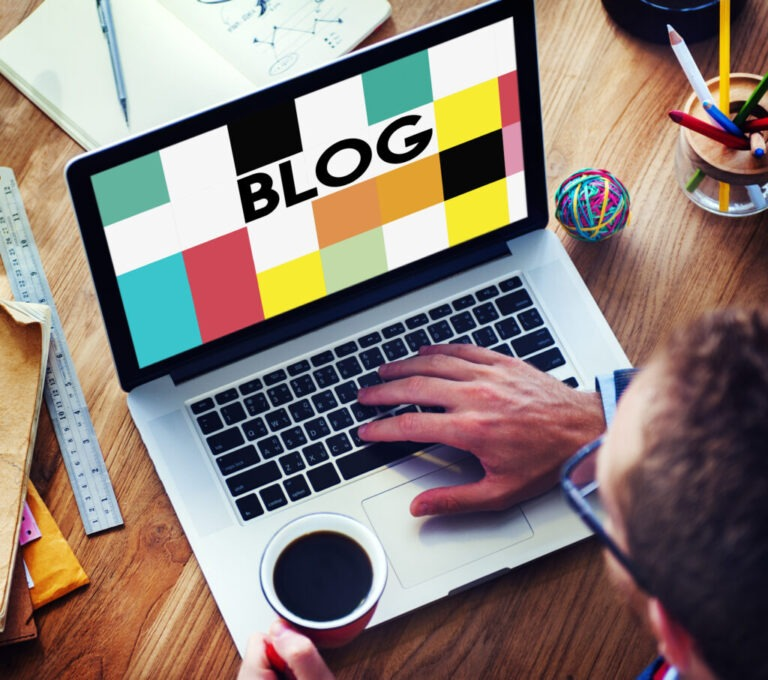 Essential tips for kick-ass blogs infographic