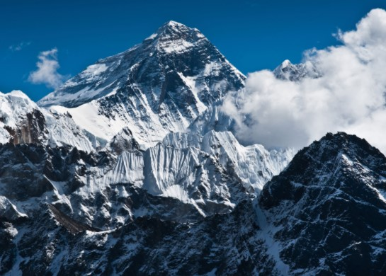 What is Your Mount Everest?