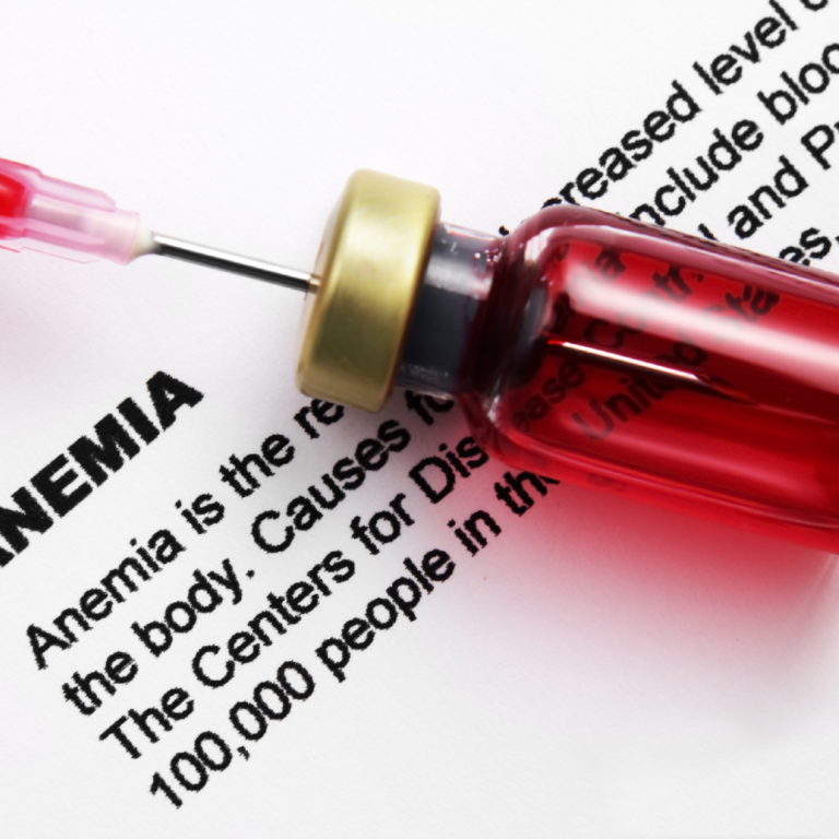 Living with Anaemia