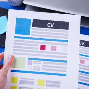 Writing a CV with Examples