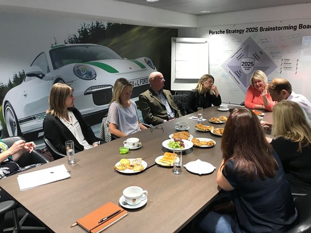 Leadership Breakfast - Guildford September 2018