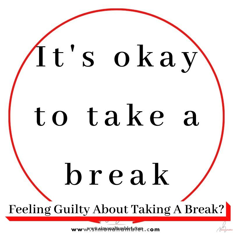 Are you feeling guilty about taking a break this Easter Weekend?