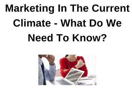 Leadership Breakfast - Marketing In The Current Climate