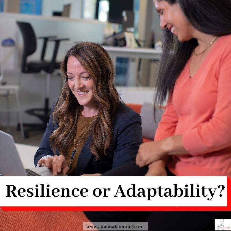 Article on Resilience & Adaptability