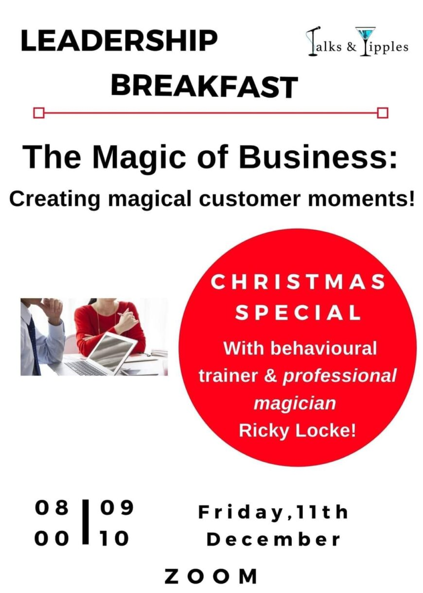 Leadership Breakfast – Guildford December2020