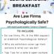 Legal Leaders Breakfast - September 2021