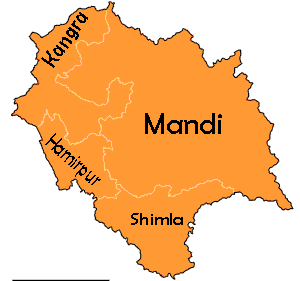 Lok Sabha Constituencies in Himachal Pradesh