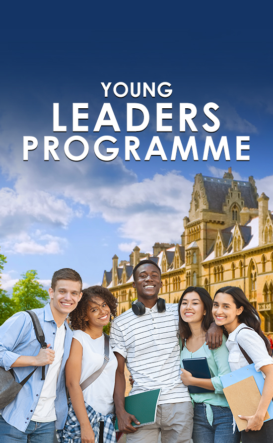 Home - Young Leaders Programme