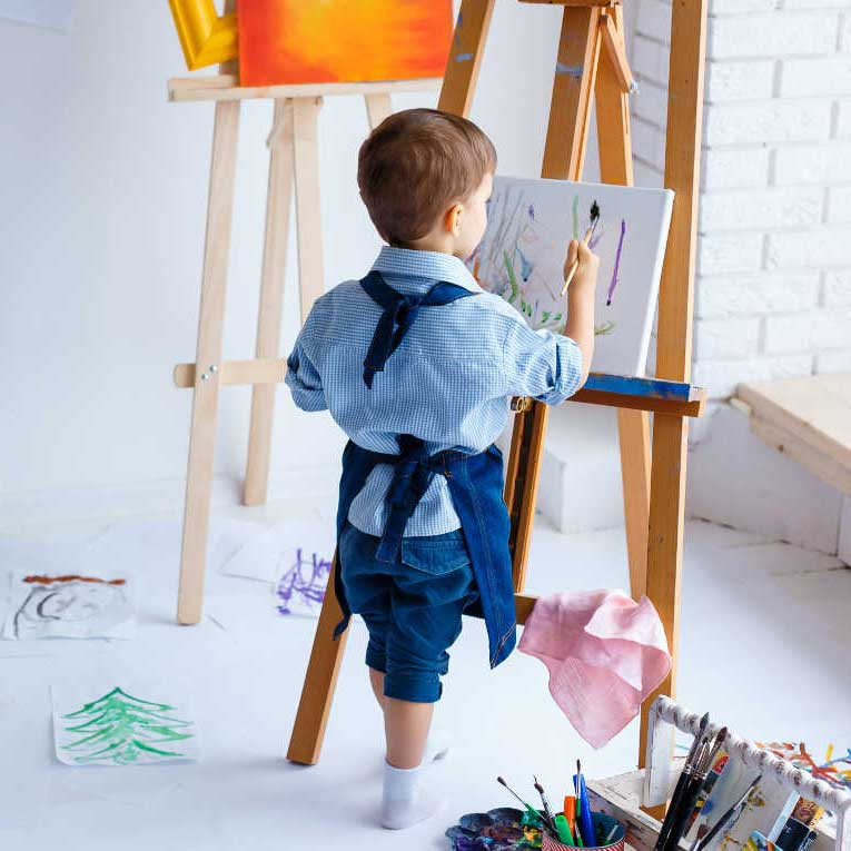 EARLY ARTS – VOICES OF CHILDREN Intervention (2019 – 2024)