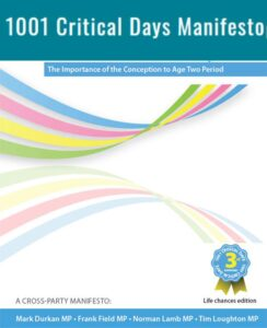 The 1001 Critical Days Manifesto
