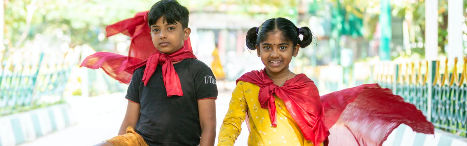 early childhood care - makkala jagriti