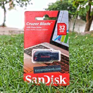 Sandisk Cruzer Blade 32gb Pendrive