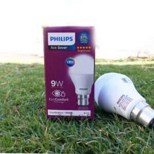 Philips LED Bulb White 9 Watt