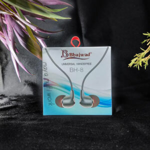 Bhajwad BH-8 Earphone,Universal Handsfree Headphone, handset, Compatible with All Smartphones