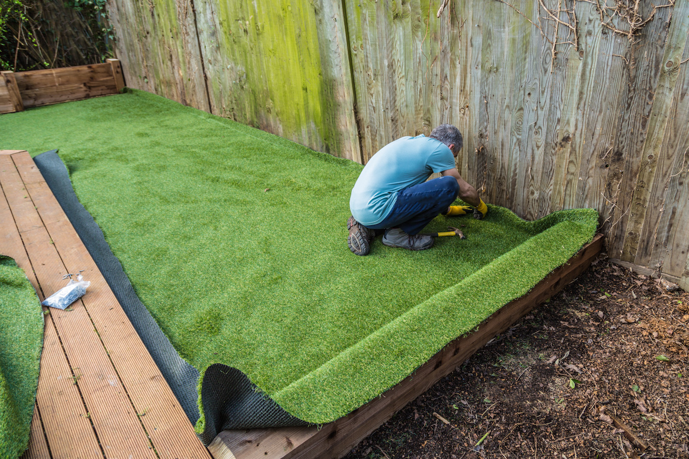 Artificial Grass Hackney
