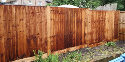 Timber Posts and Panels