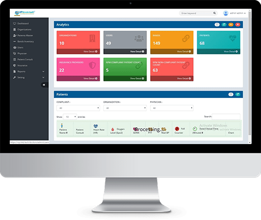 Smart Doctors Dashboard