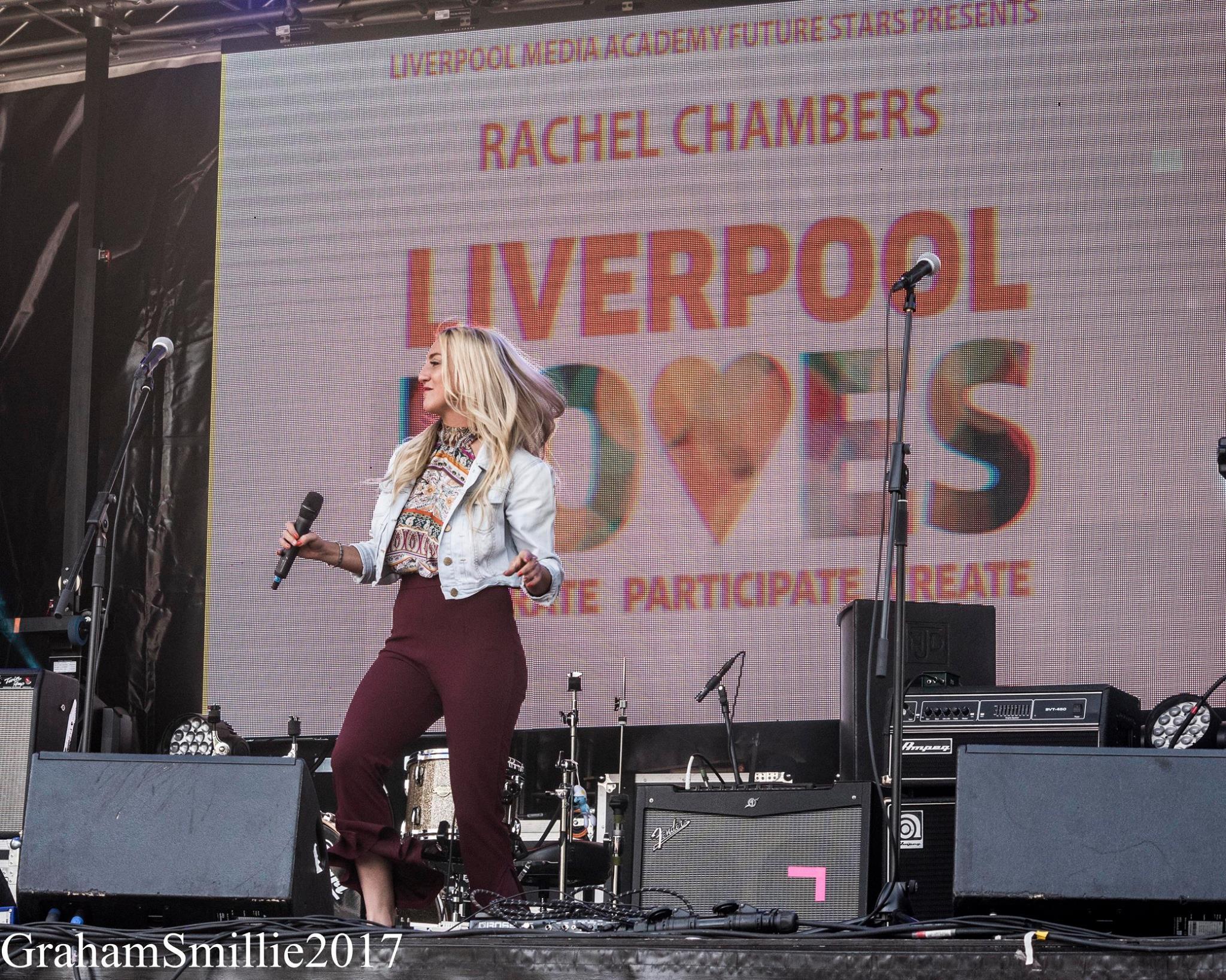 Rachel Stage