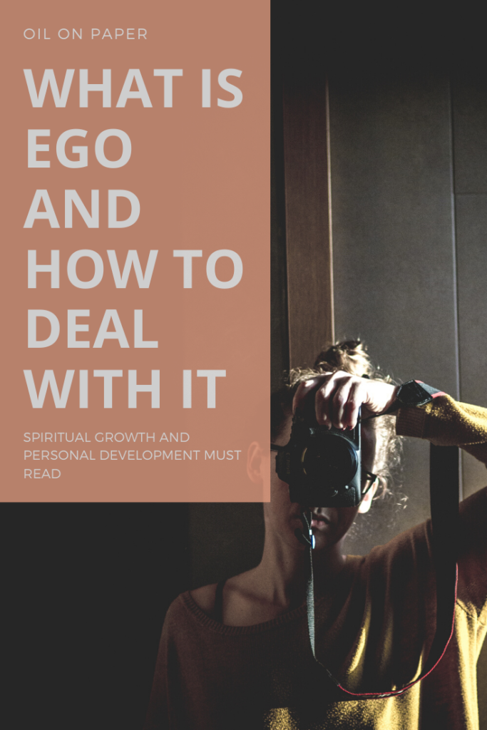 What is ego and how to deal with ego