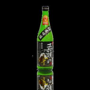 Gozu No Mine Junmai Ginjo Sake